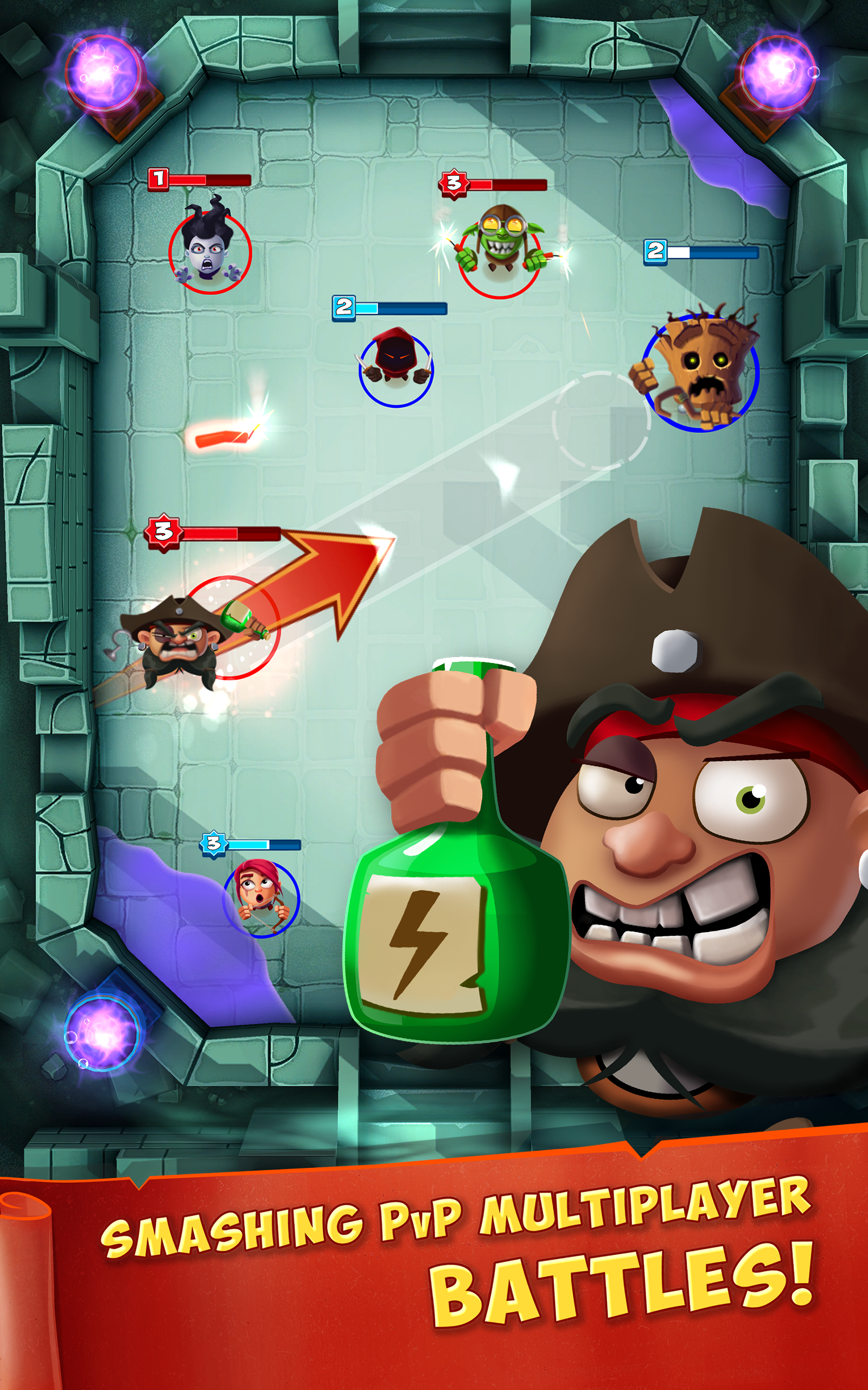 Smashing Four: Amazon.es: Appstore para Android