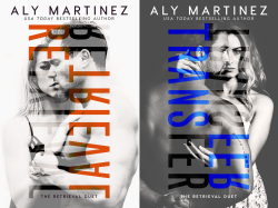 The Retrieval Duet (2 Book Series) by  Aly Martinez