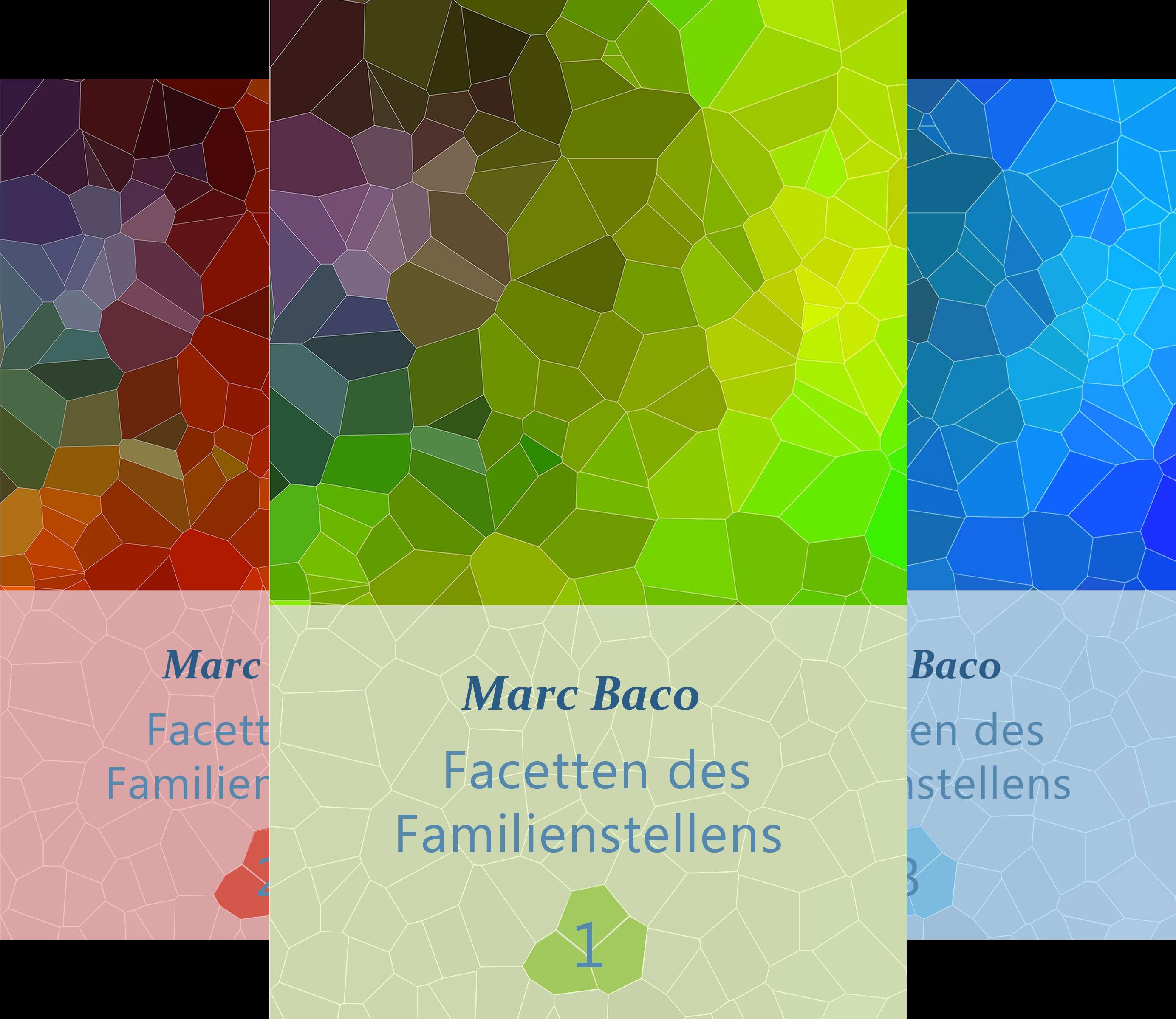 Facetten des Familienstellens (Reihe in 3 Bänden)