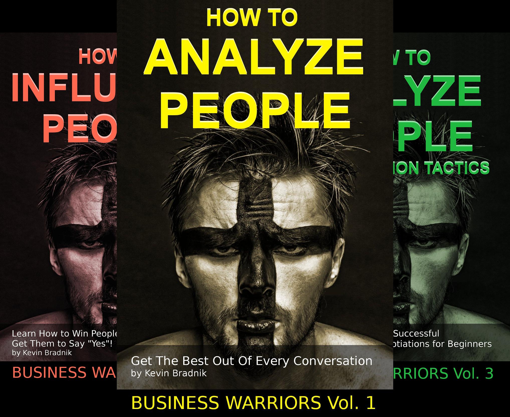Business Warriors (3 Book Series)