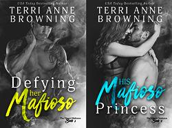 The Vitucci Mafiosos (2 Book Series) by  Terri Anne Browning Browning , Terri Anne