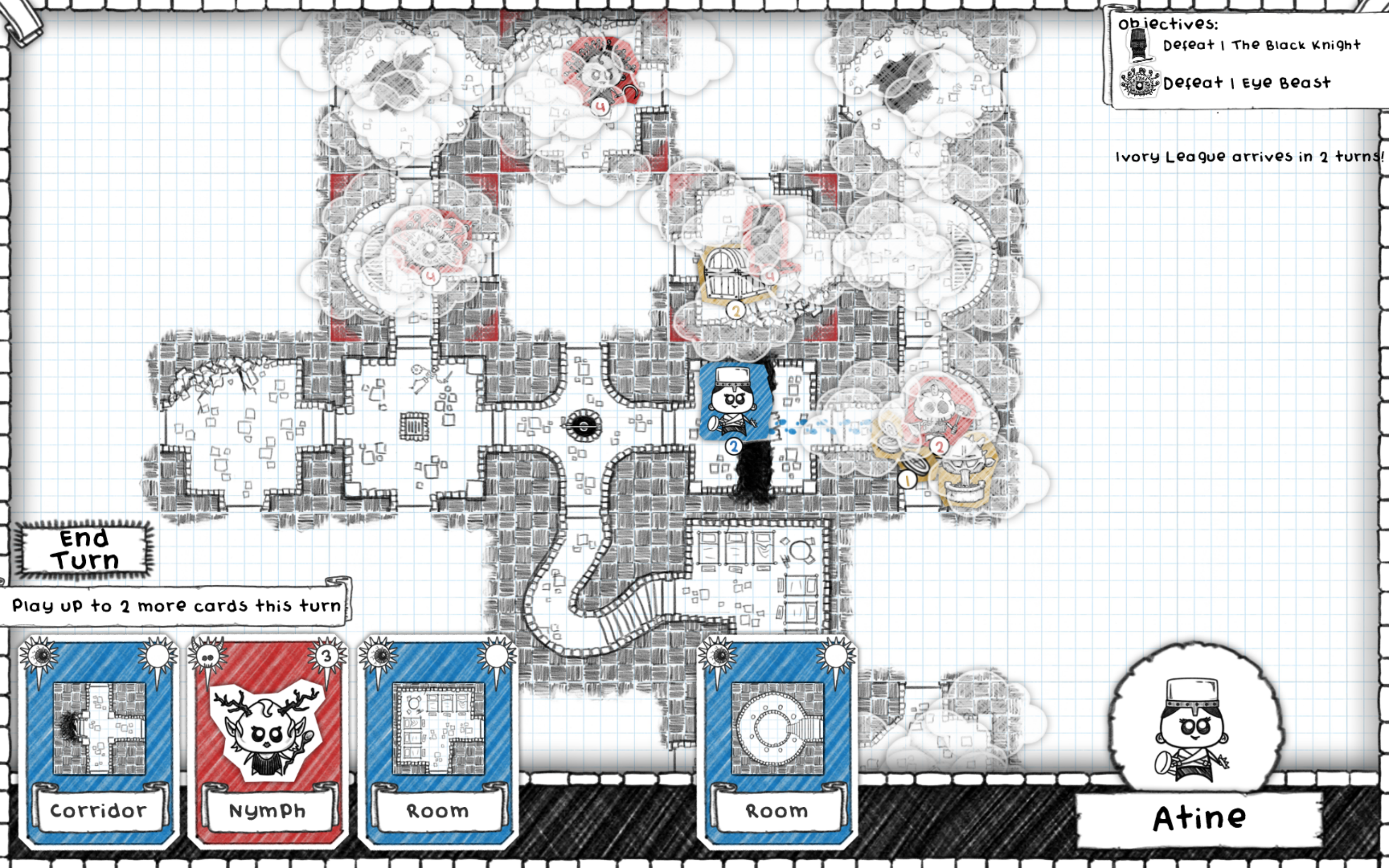 guild of dungeoneering русификатор