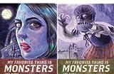 My Favorite Thing is Monsters (2 Book Series)