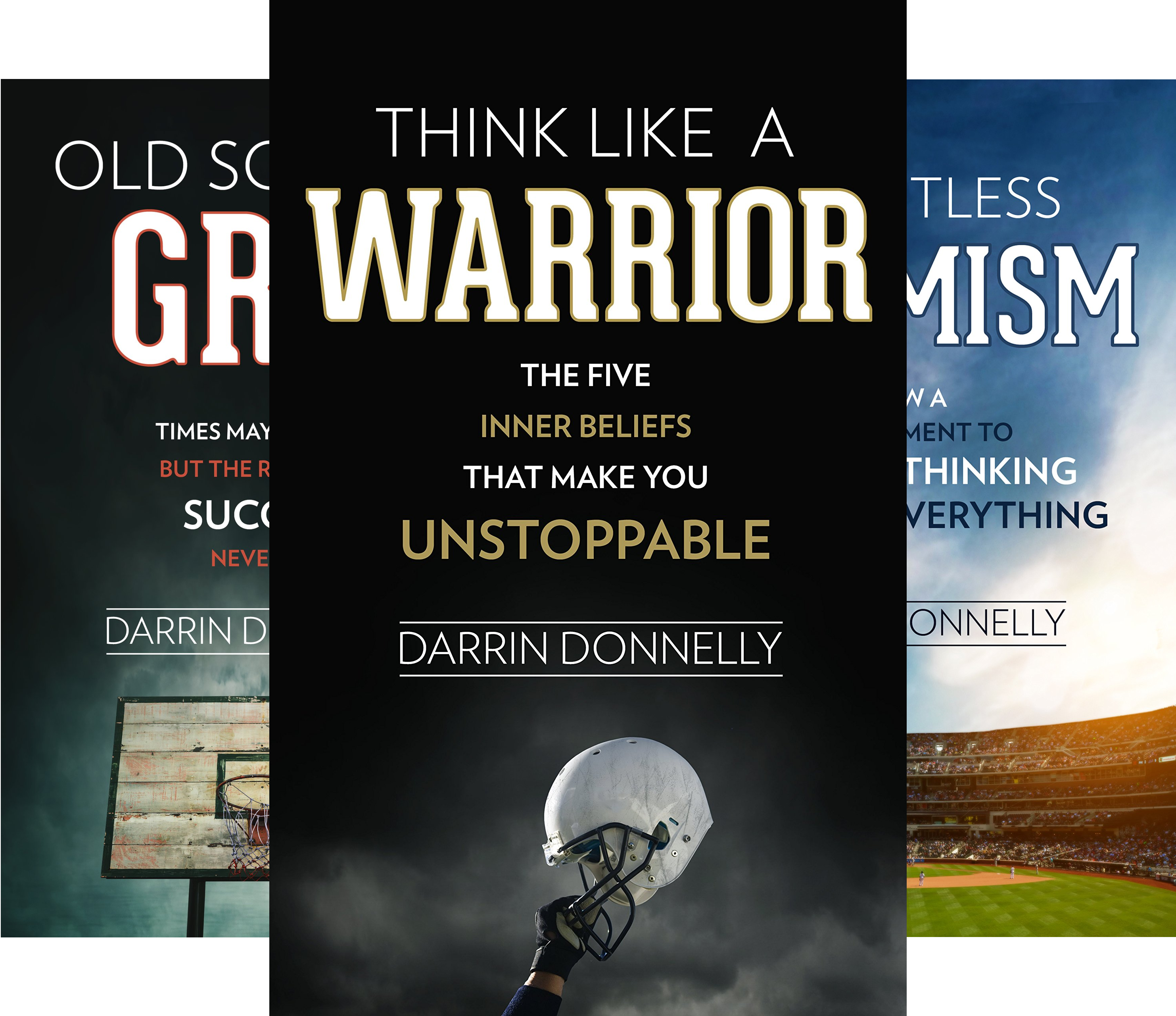 Sports for the Soul (3 Book Series)