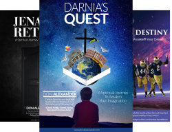 Darnia Series (3 Book Series) by  Don Alexander