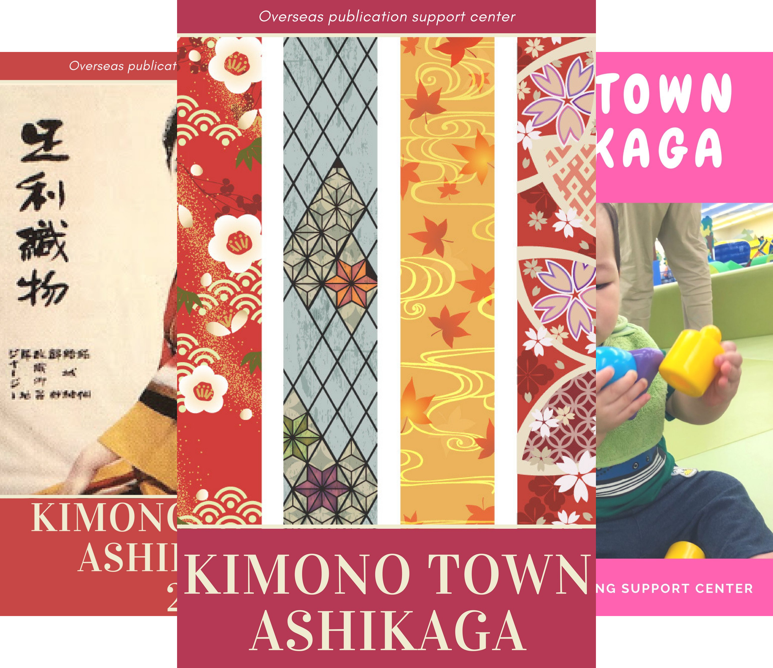 Ashikaga (5 Book Series)
