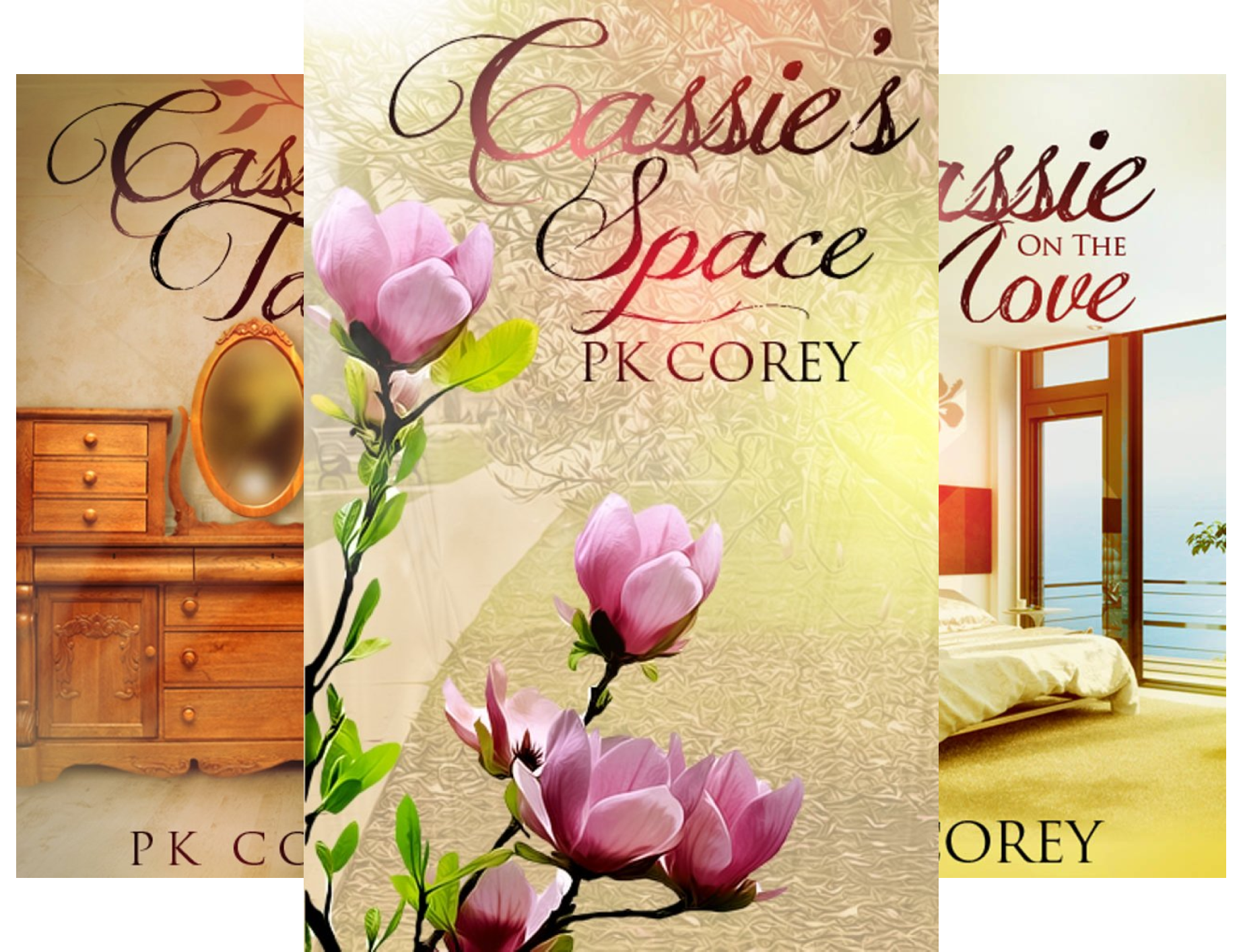 Cassie's Space (10 Book Series)