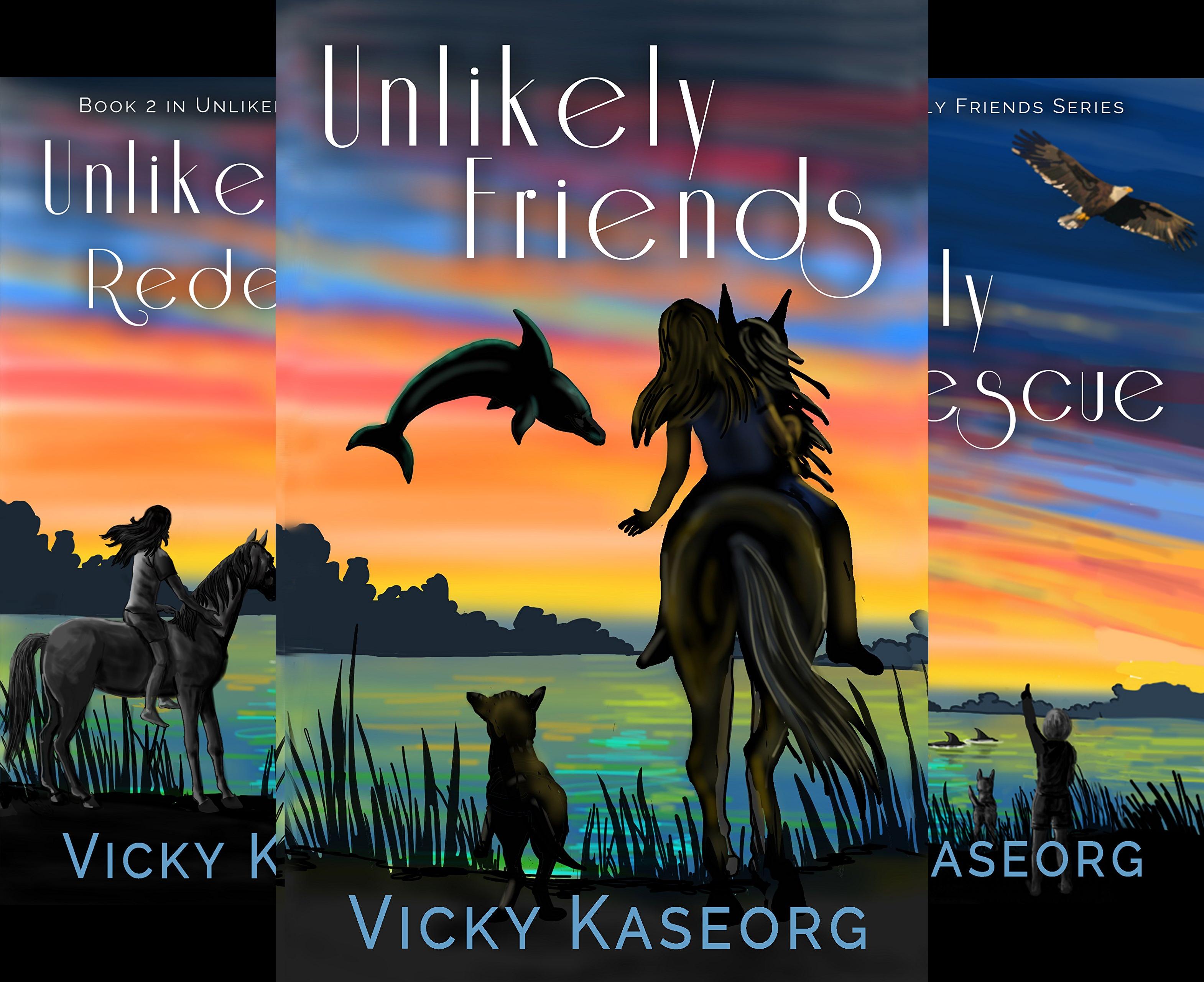 Unlikely Friends Series (3 Book Series)
