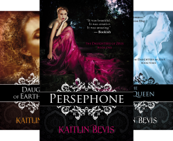 The Daughters of Zeus (6 Book Series) by  Kaitlin Bevis