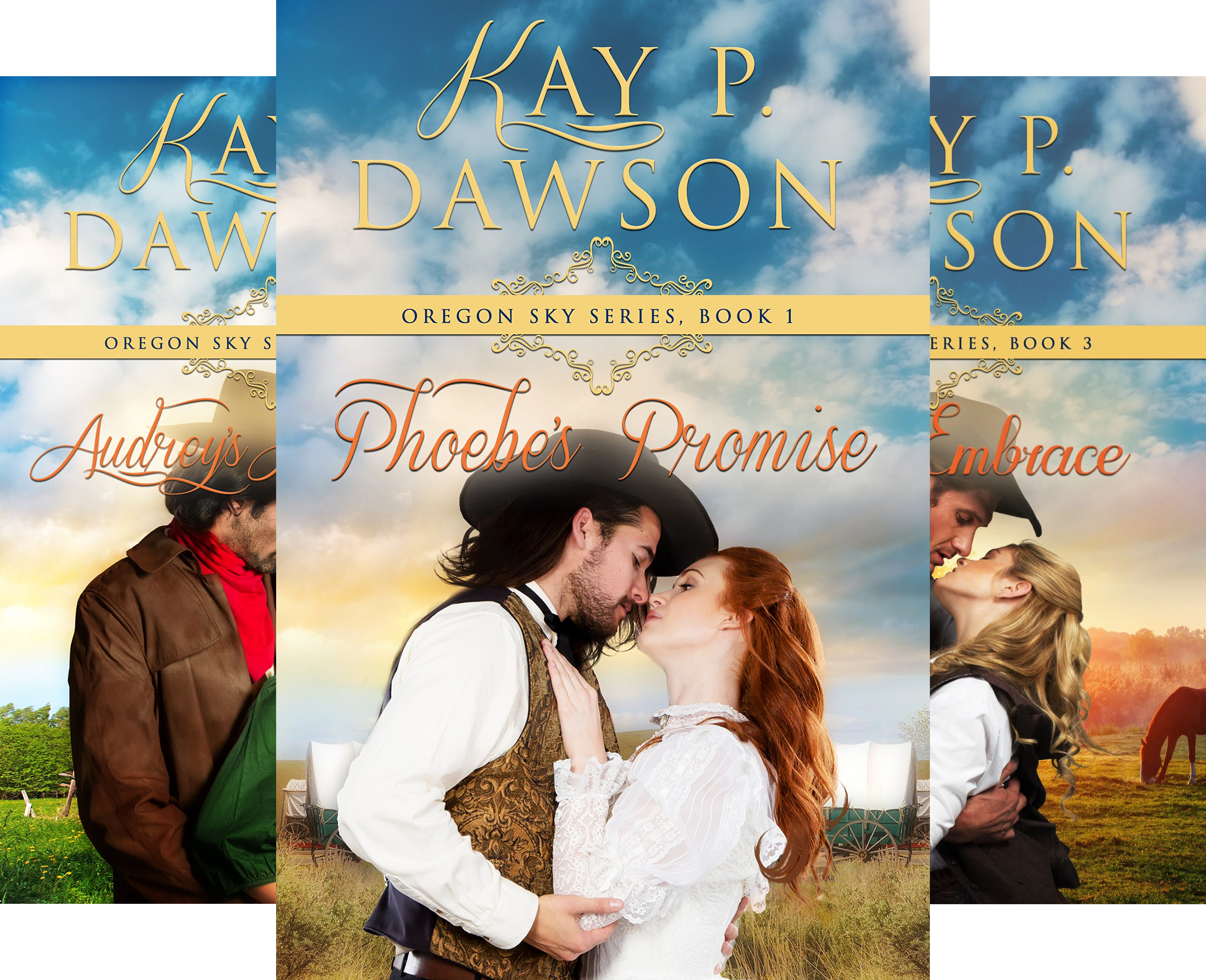 Oregon Sky Series (4 Book Series)