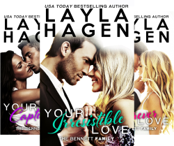The Bennett Family (5 Book Series) by  Layla Hagen