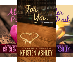 The 'Burg Series (6 Book Series) by  Kristen Ashley