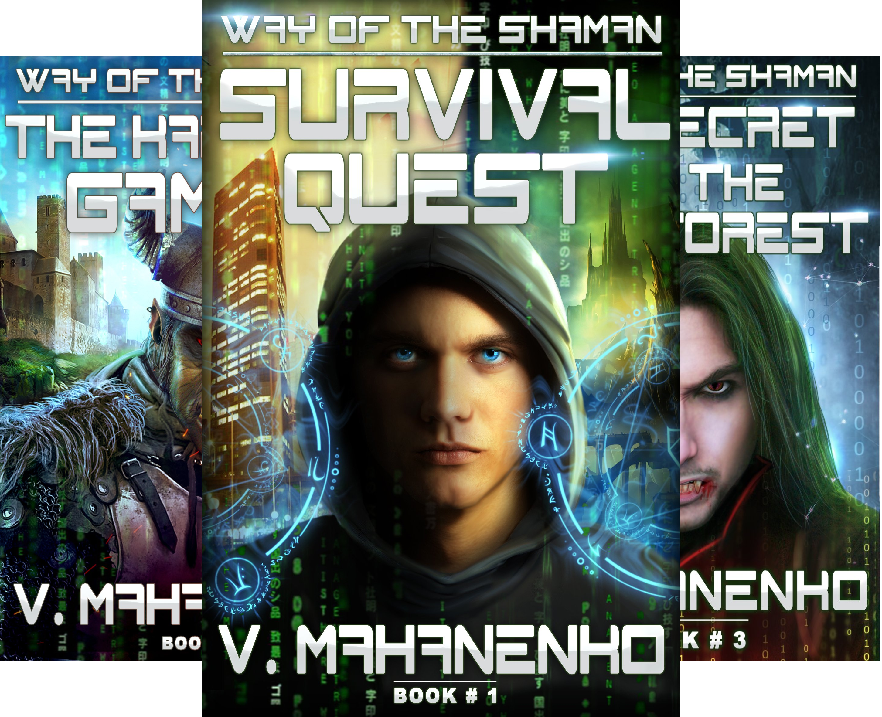 The Way of the Shaman (6 Book Series)