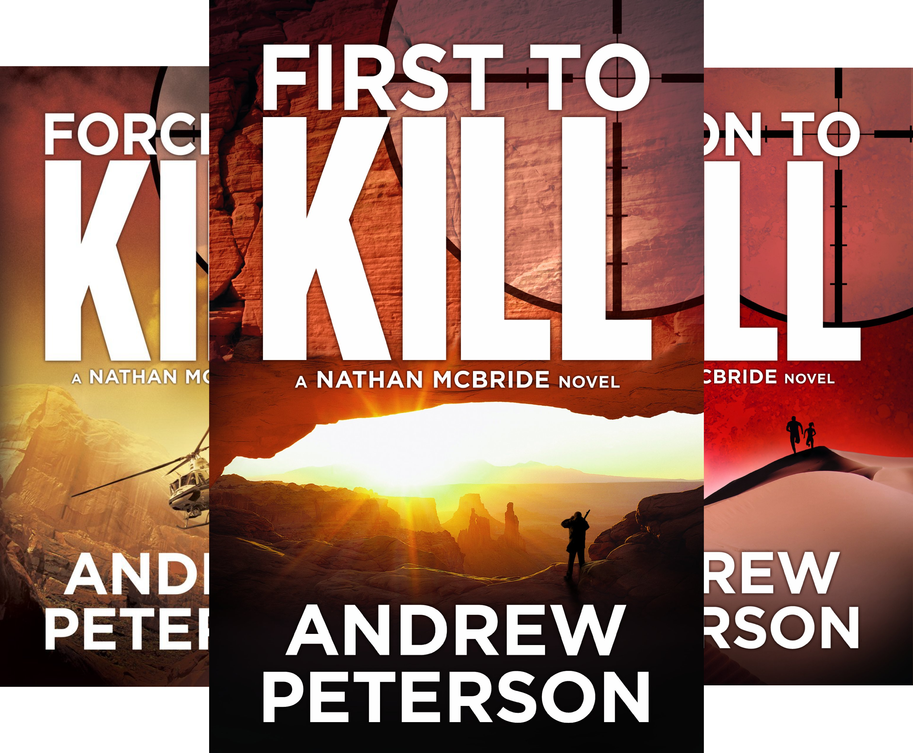 The Nathan McBride Series (7 Book Series)