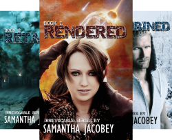 Irrevocable Series (3 Book Series) by  Samantha Jacobey