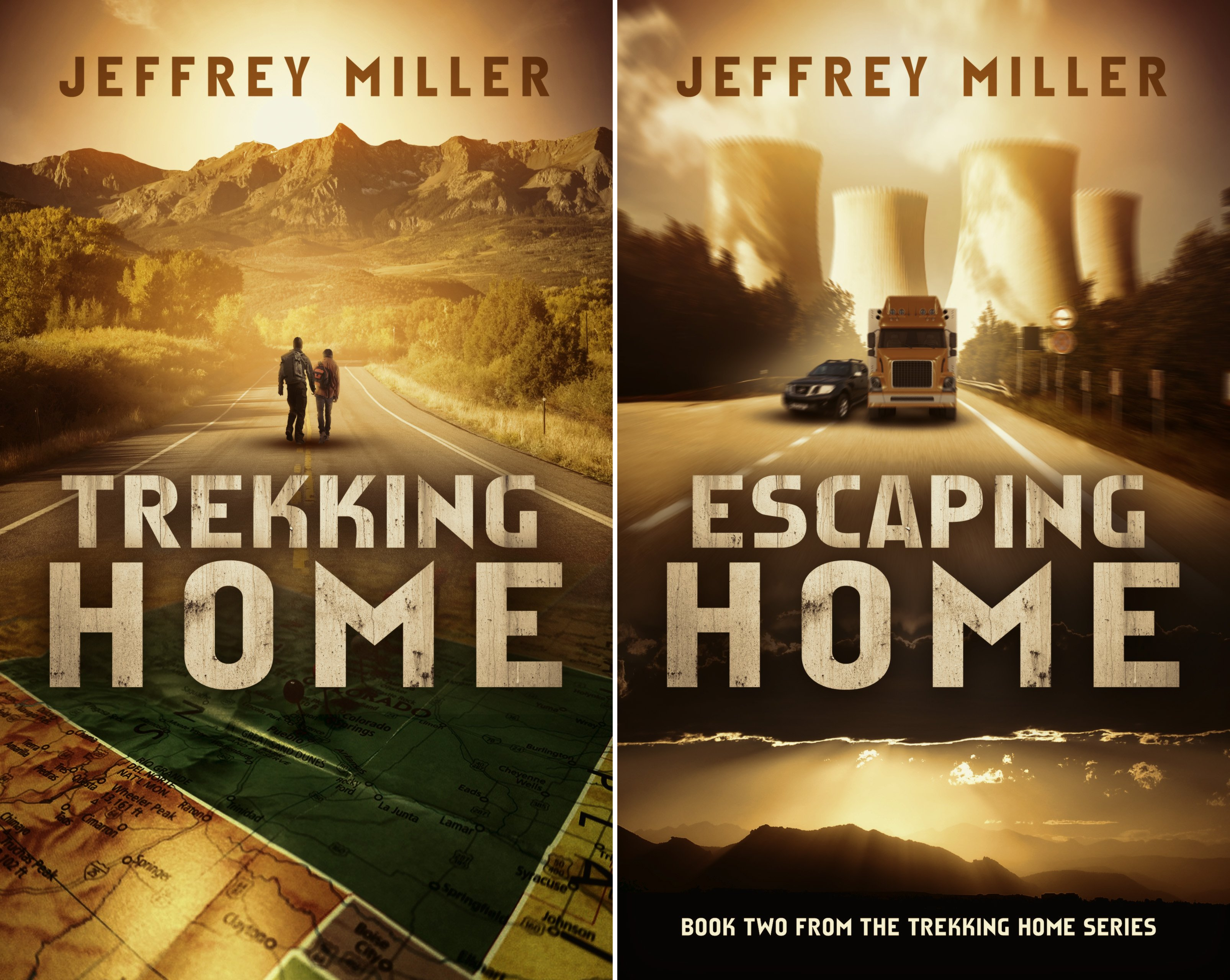 Trekking Home (2 Book Series)