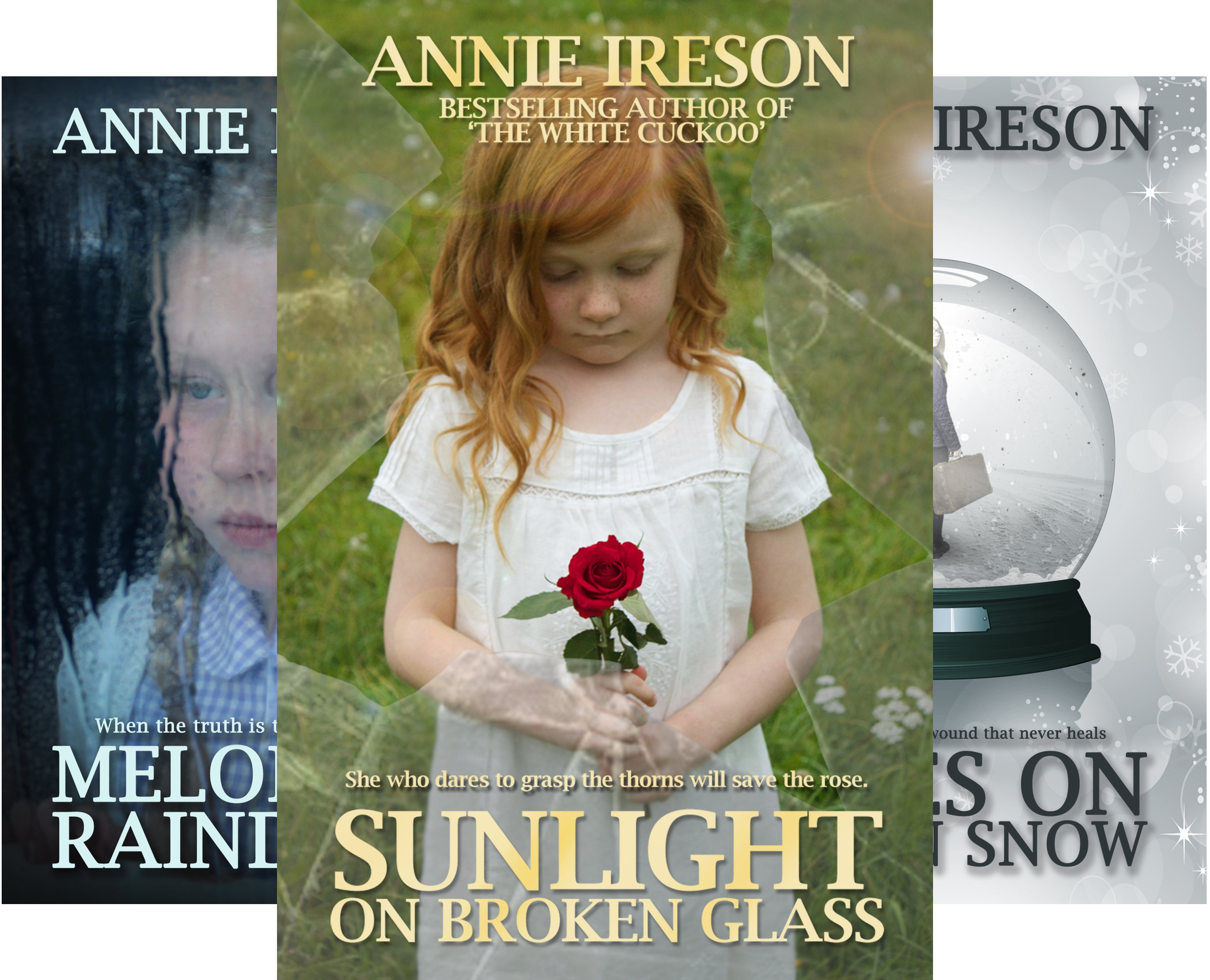 The Jeffson Family Trilogy (3 Book Series)