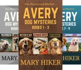 Avery Barks Dog Mysteries Boxed Set (3 Book Series)