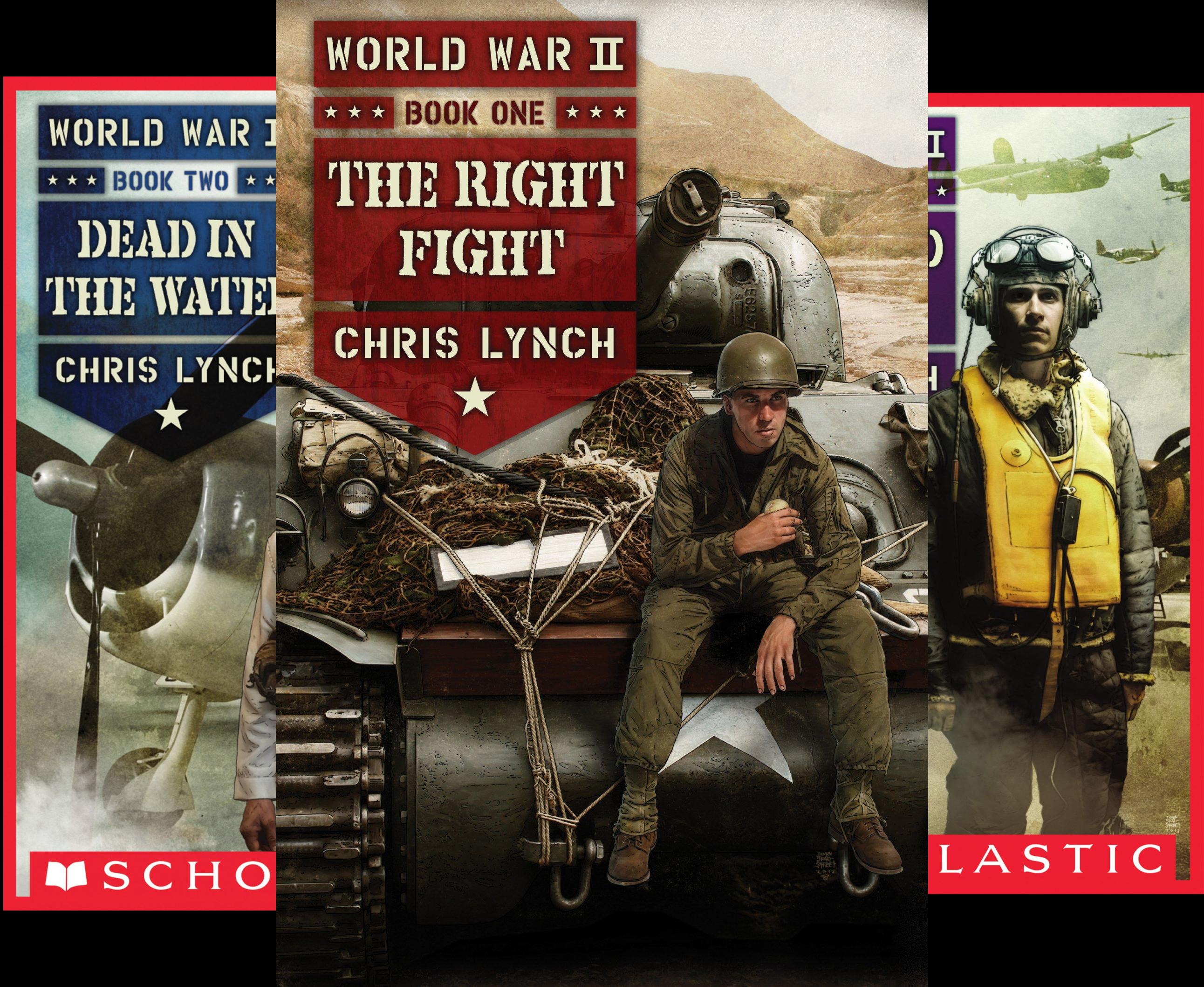World War II (4 Book Series)