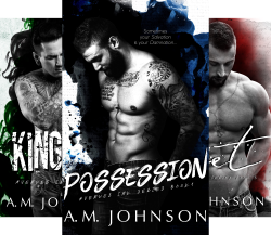 Avenues Ink Series (3 Book Series) by  A.M. Johnson