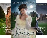 The Regency Spies of London (3 Book Series)