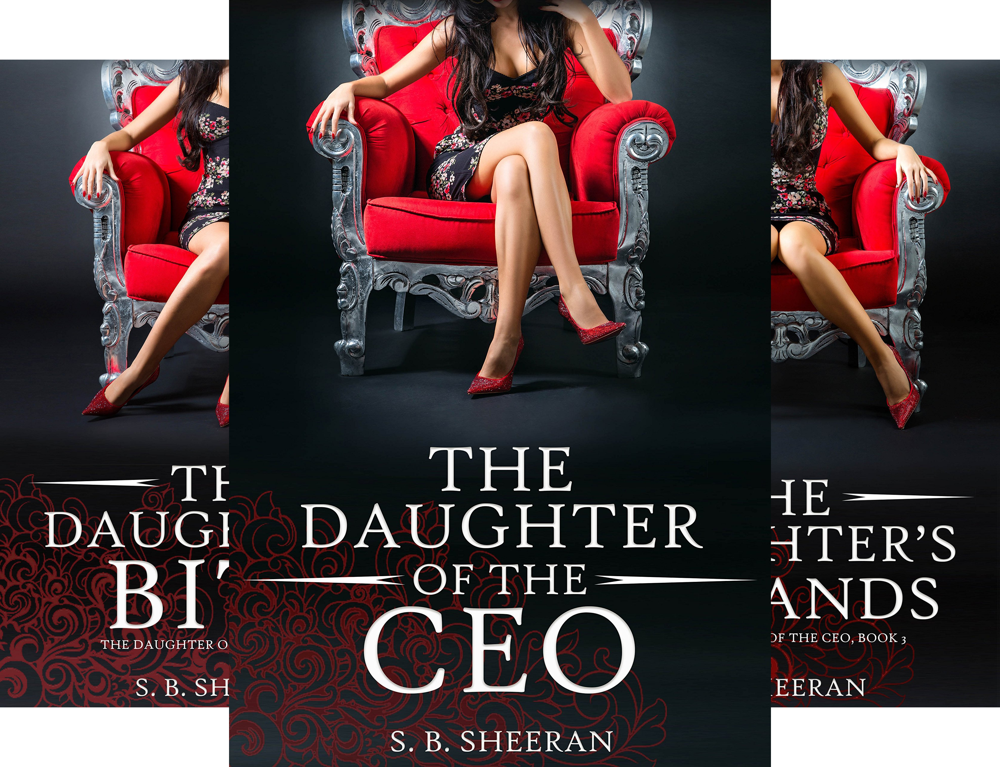 Books : The Daughter of The CEO (5 Book Series)