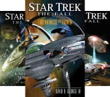 img - for Star Trek - The Fall Sammelband (Reihe in 5 B nden) book / textbook / text book