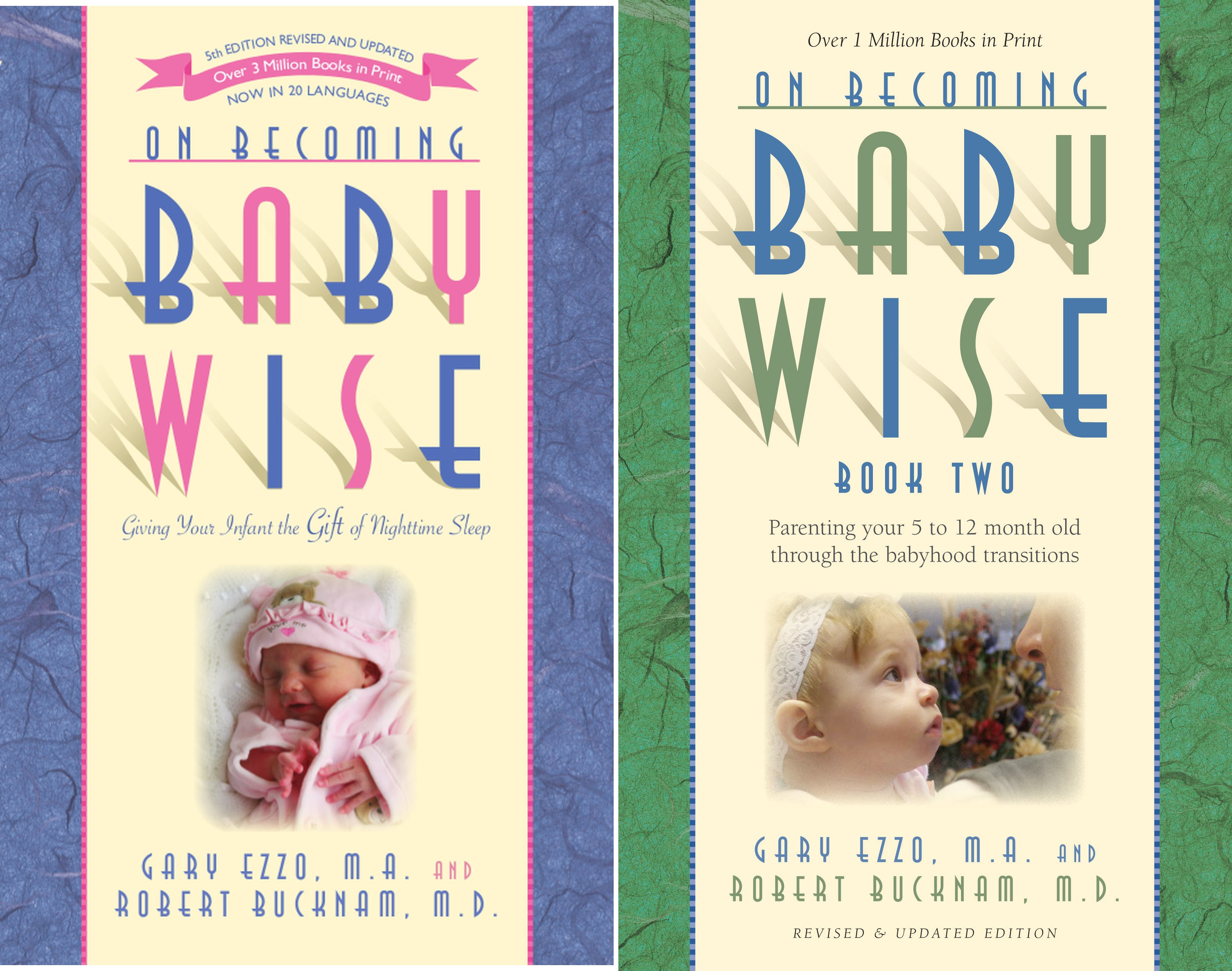 On Becoming Baby Wise (2 Book Series)