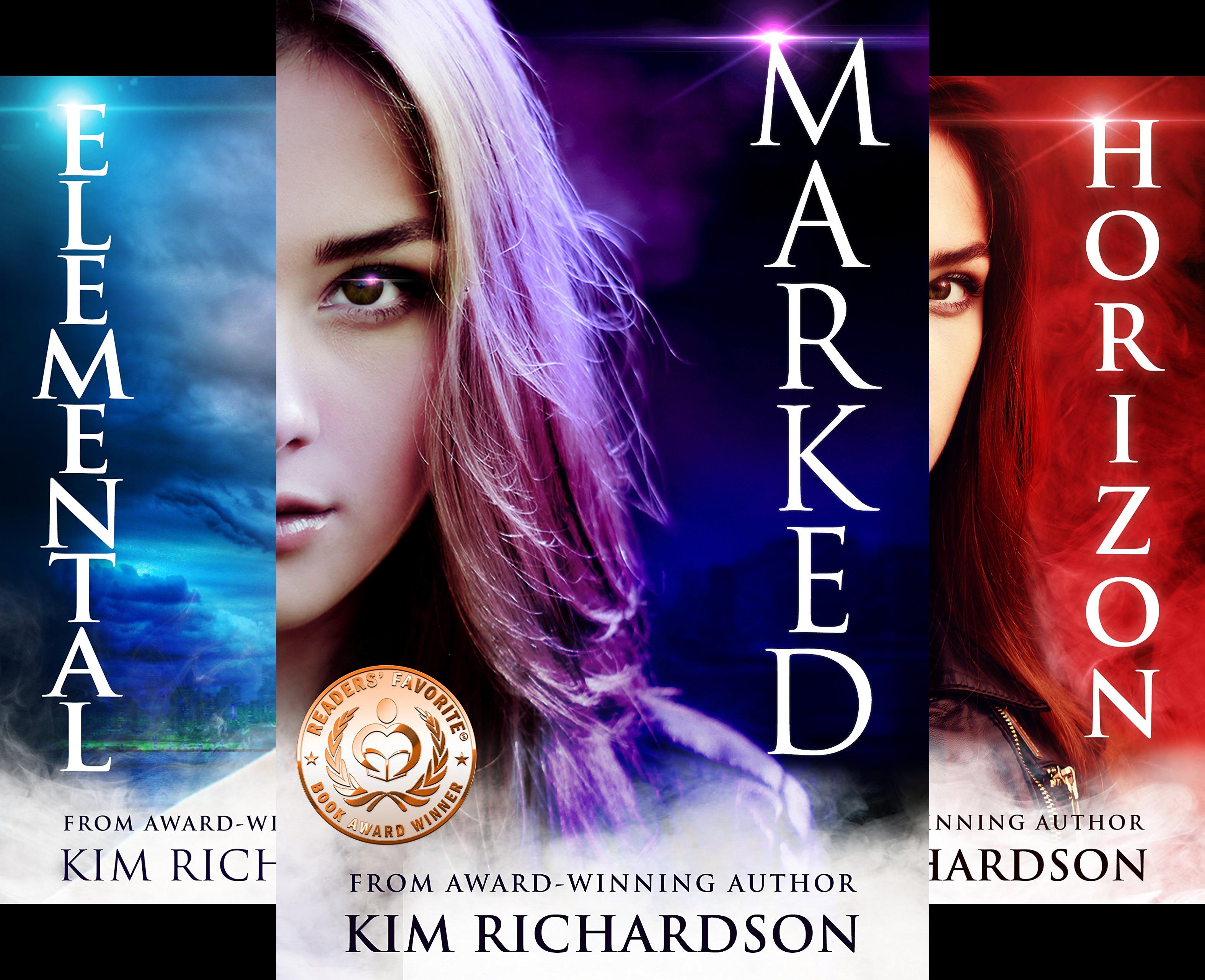 Kim Richardson - Soul Guardians (8 Book Series)