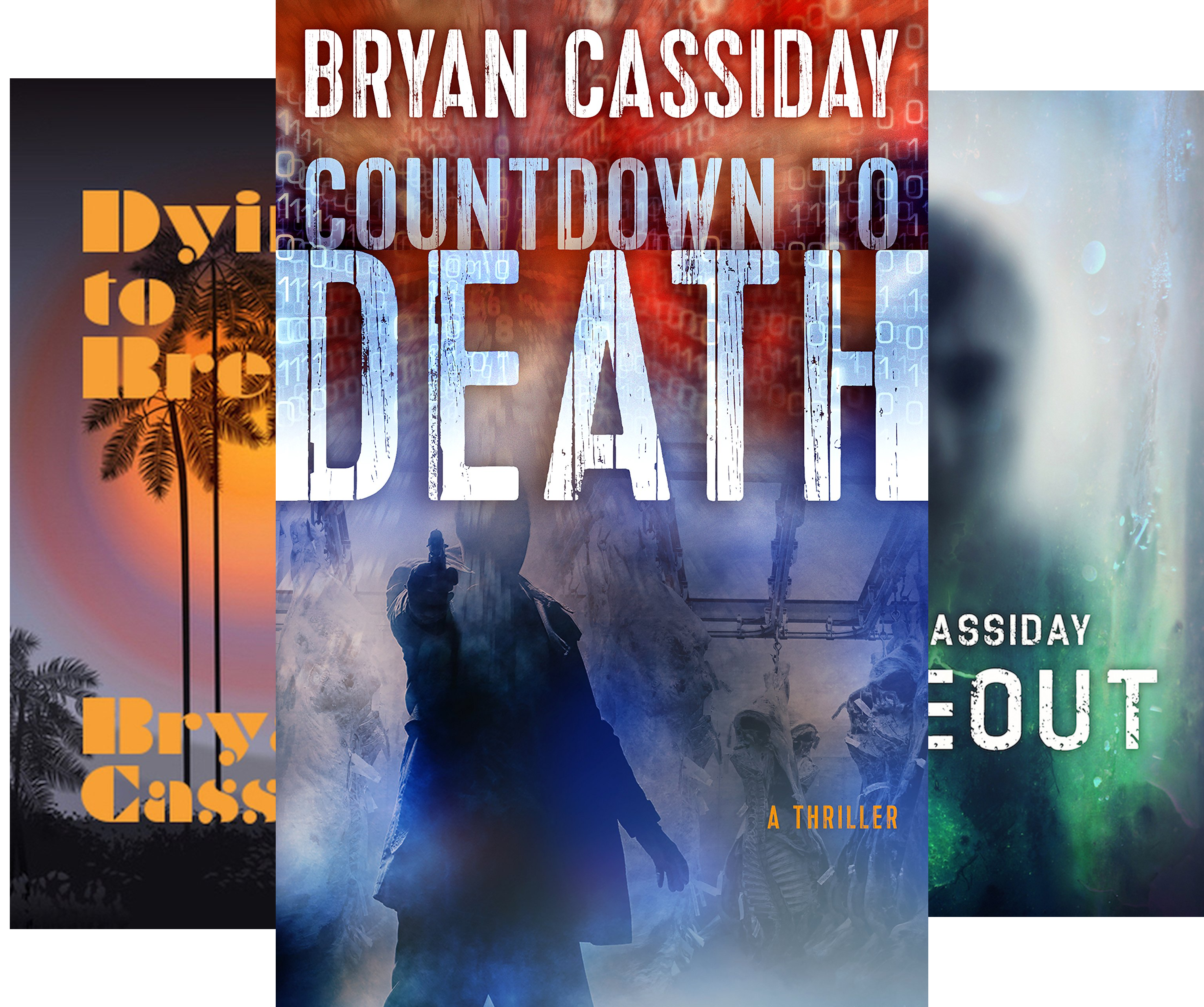 Ethan Carr Thrillers (4 Book Series)