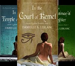 Ancient Egyptian Romances (4 Book Series) by  Danielle S. LeBlanc