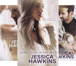 Something in the Way (4 Book Series) by  Jessica Hawkins