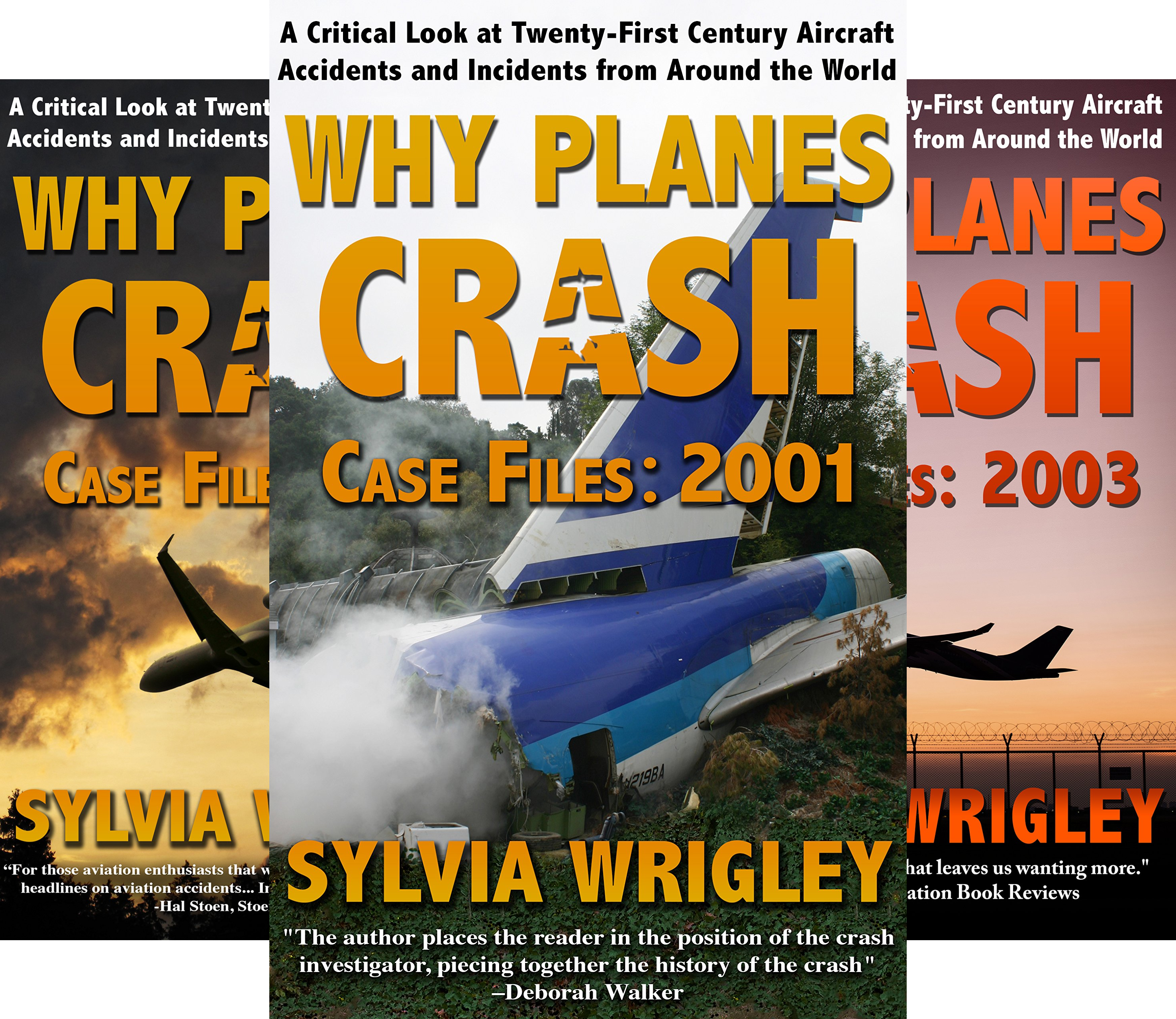 Why Planes Crash (3 Book Series)