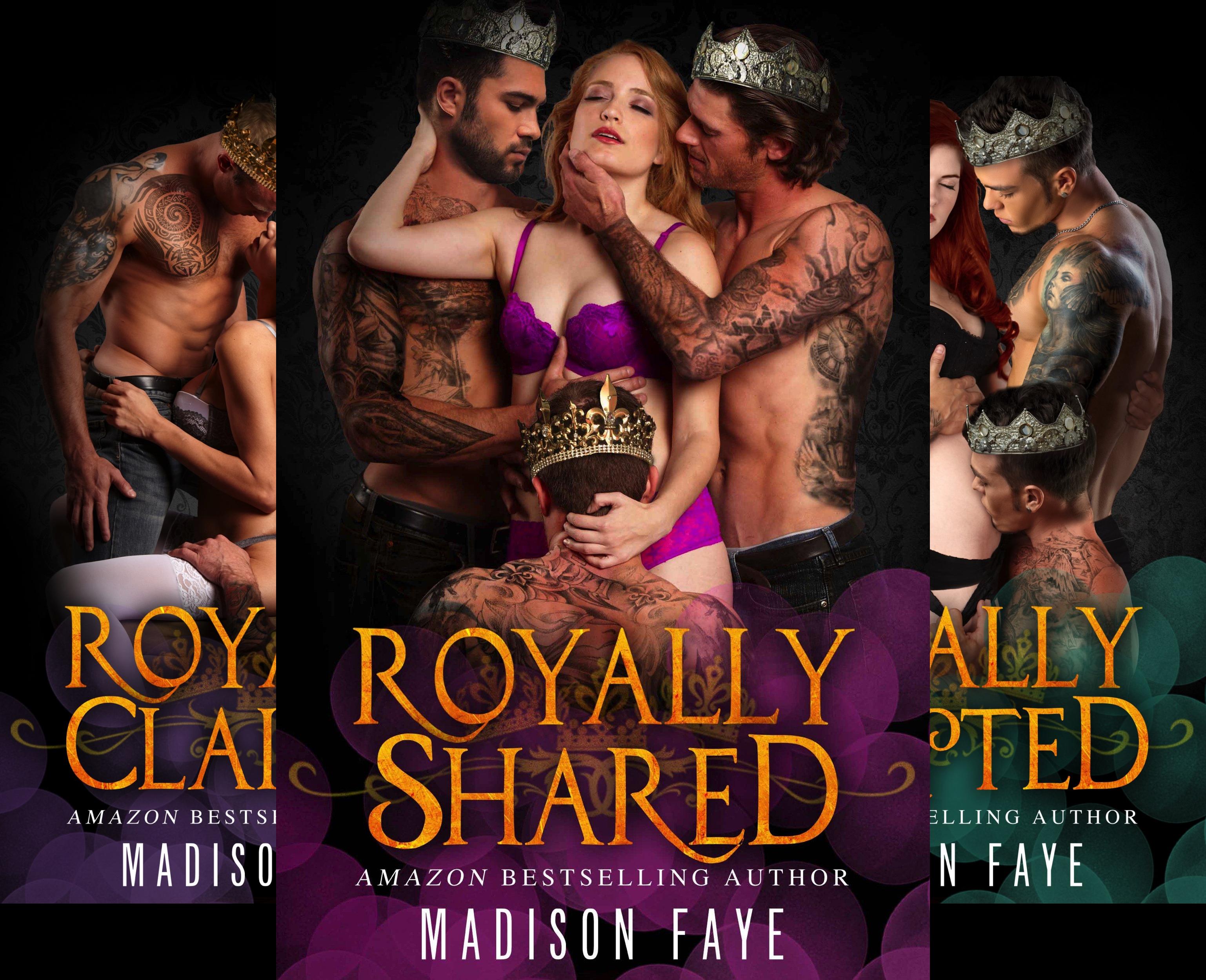 The Triple Crown Club (3 Book Series)