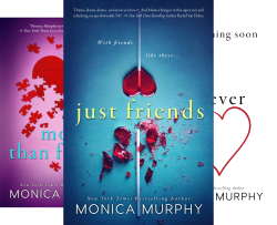Friends (3 Book Series) by Monica Murphy