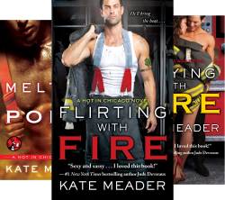 Hot In Chicago Series (5 Book Series) by  Kate Meader