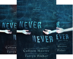 Never Never (3 Book Series) by Colleen Hoover Tarryn Fisher