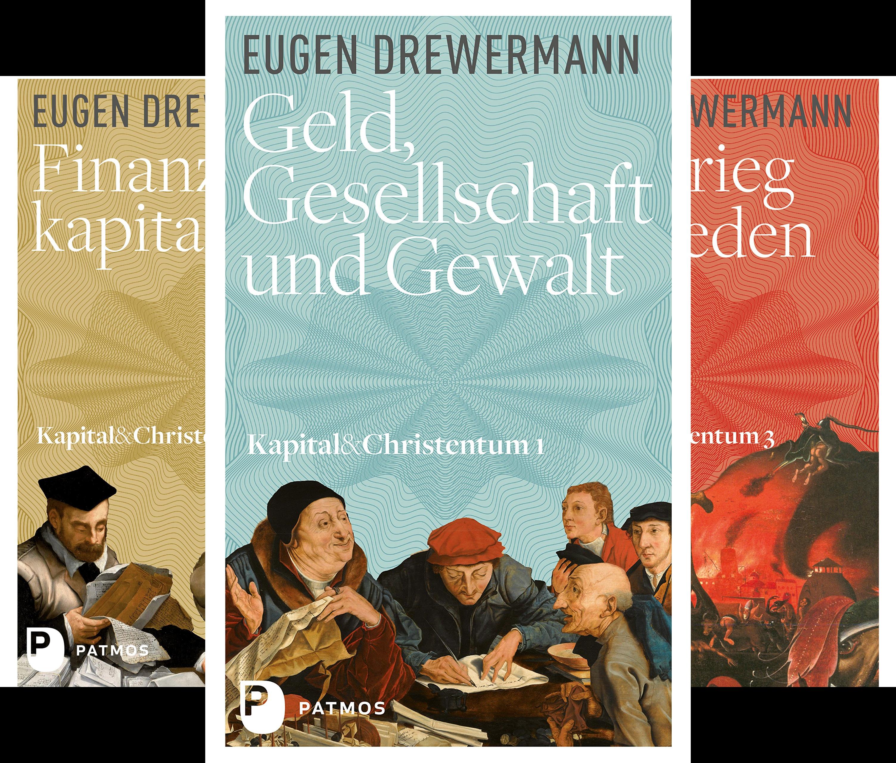 Kapital und Christentum (Reihe in 3 Bänden)
