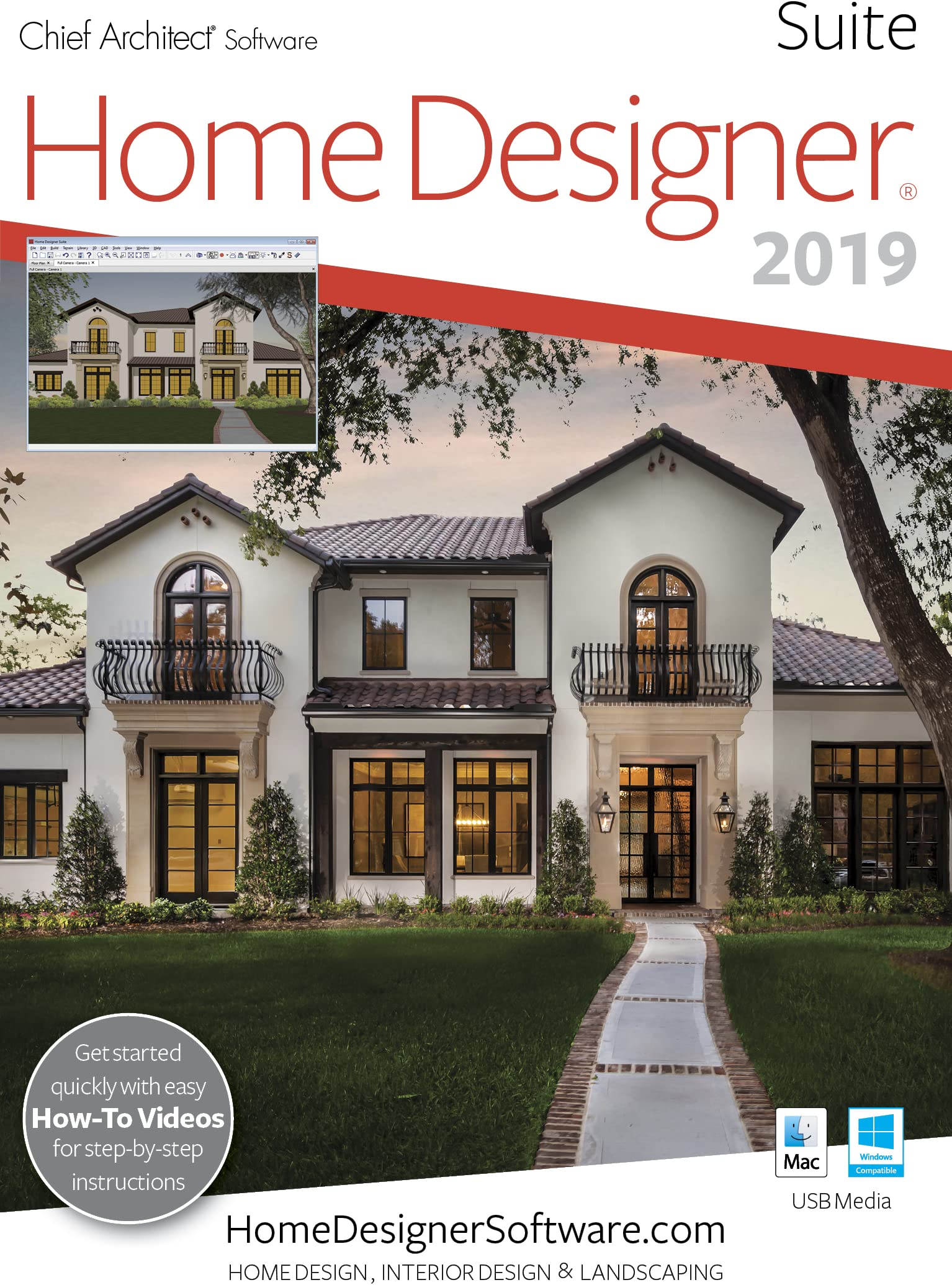 Amazon Com Home Designer Suite 2019 Mac Download Download Software