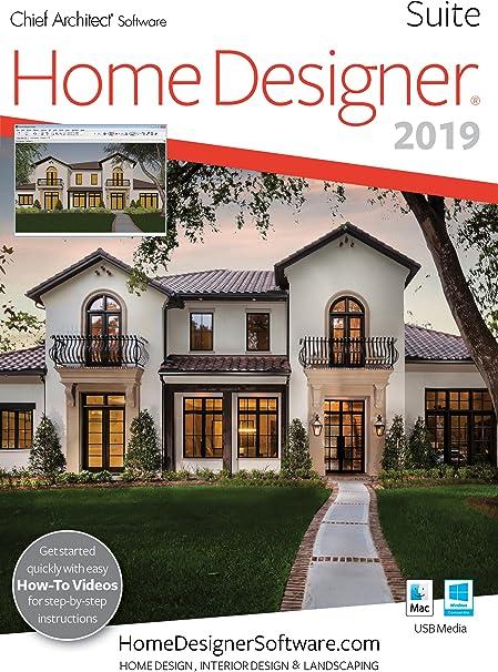 Home Designer Suite 2019 Pc Download Download Amazon De Software