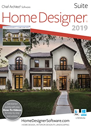Amazon.com: Home Designer Suite 2019 - Mac Download [Download]: Software