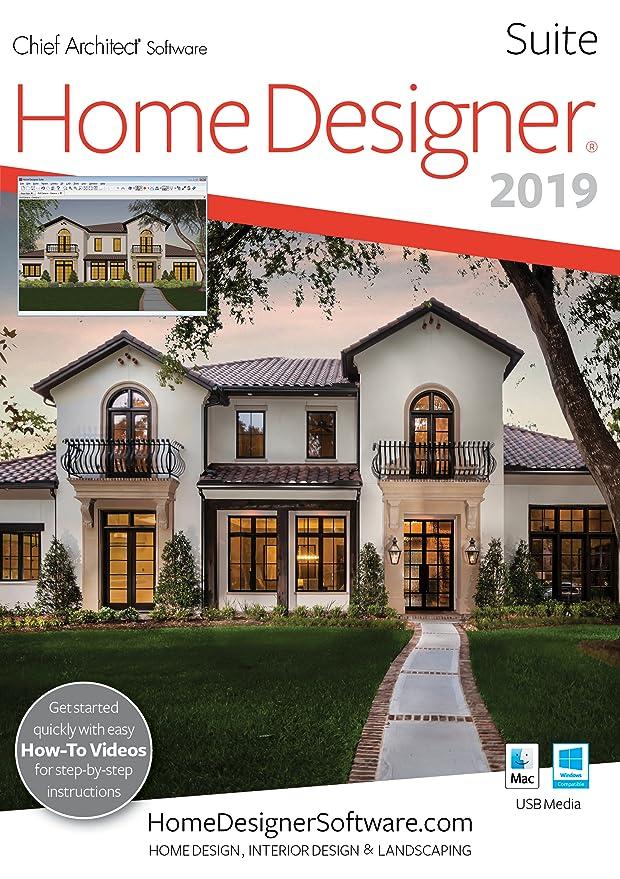 Amazon.com: Home Designer Suite 2019 - PC Download [Download]: Software