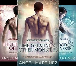 Offbeat Crimes (4 Book Series) by  Angel Martinez