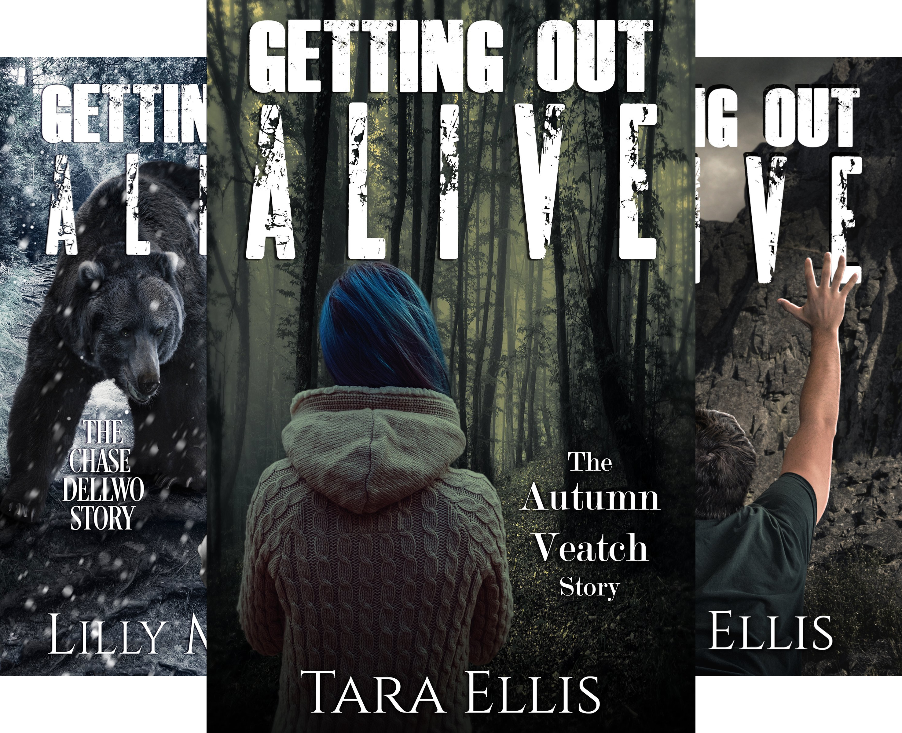 True Stories of Survival (3 Book Series)