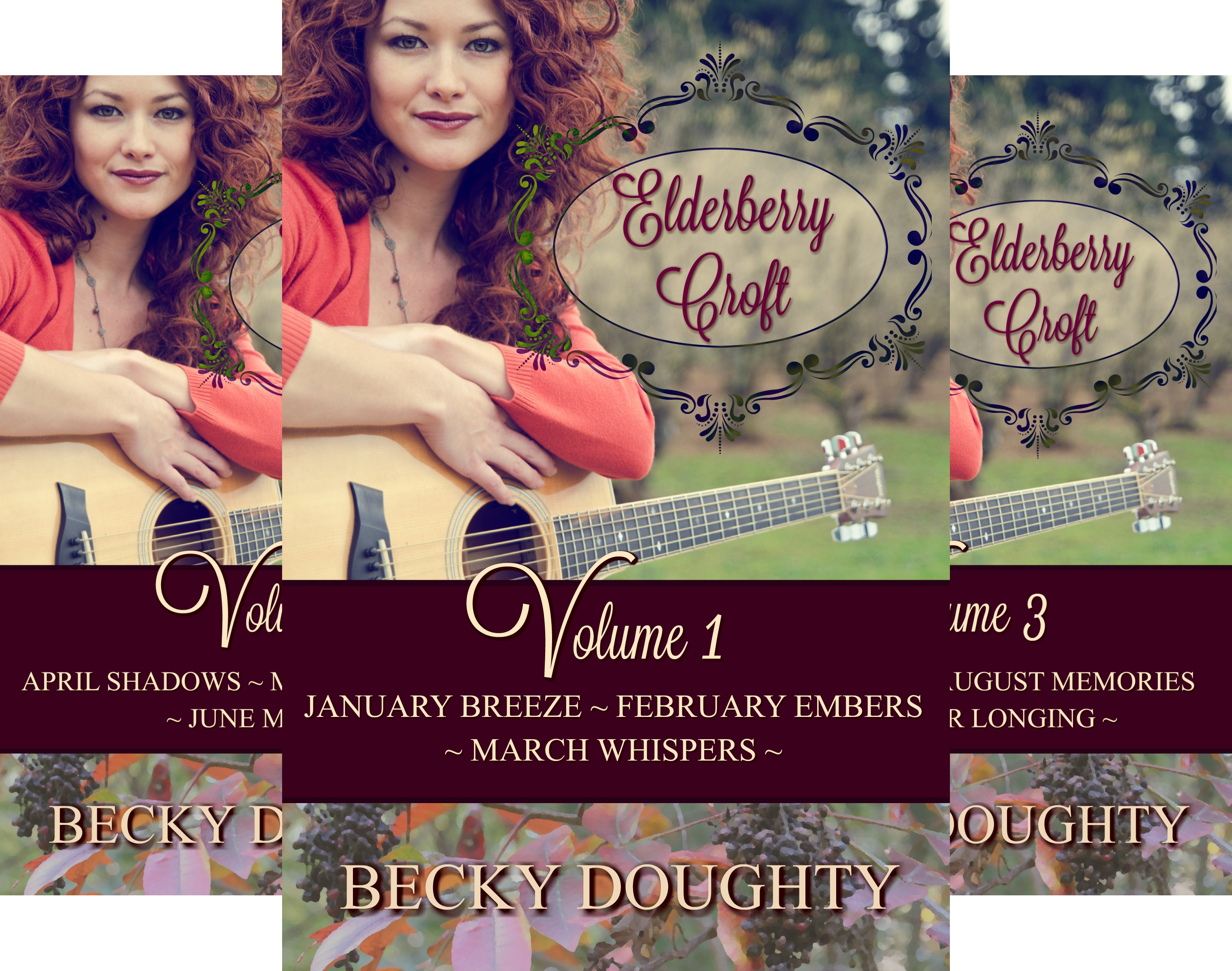 Elderberry Croft (4 Book Series)