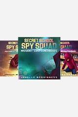 Secret School Spy Squad (3 Book Series) Kindle Edition