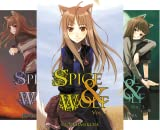 Spice and Wolf (18 Book Series)