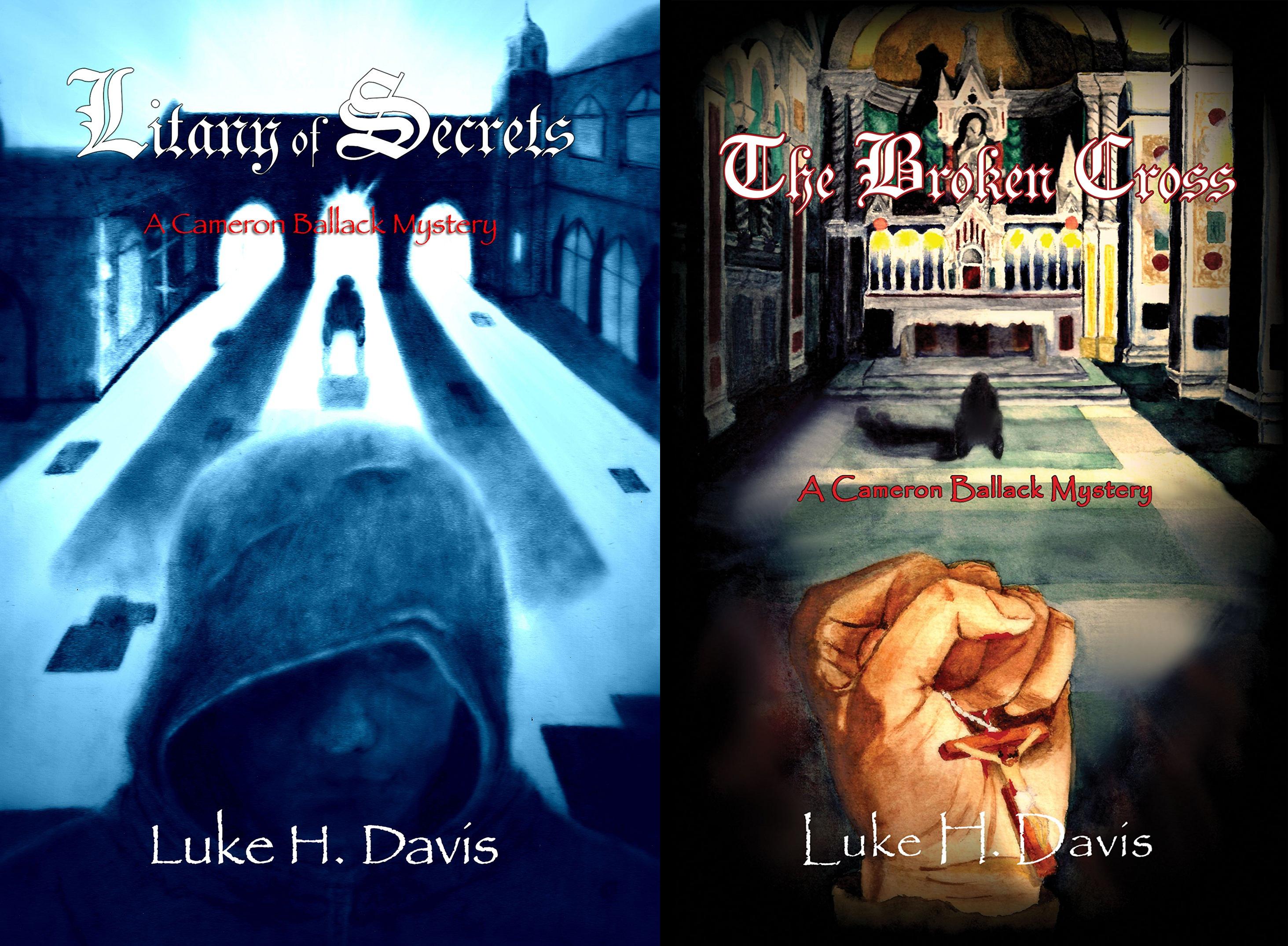 Cameron Ballack Mystery (2 Book Series)