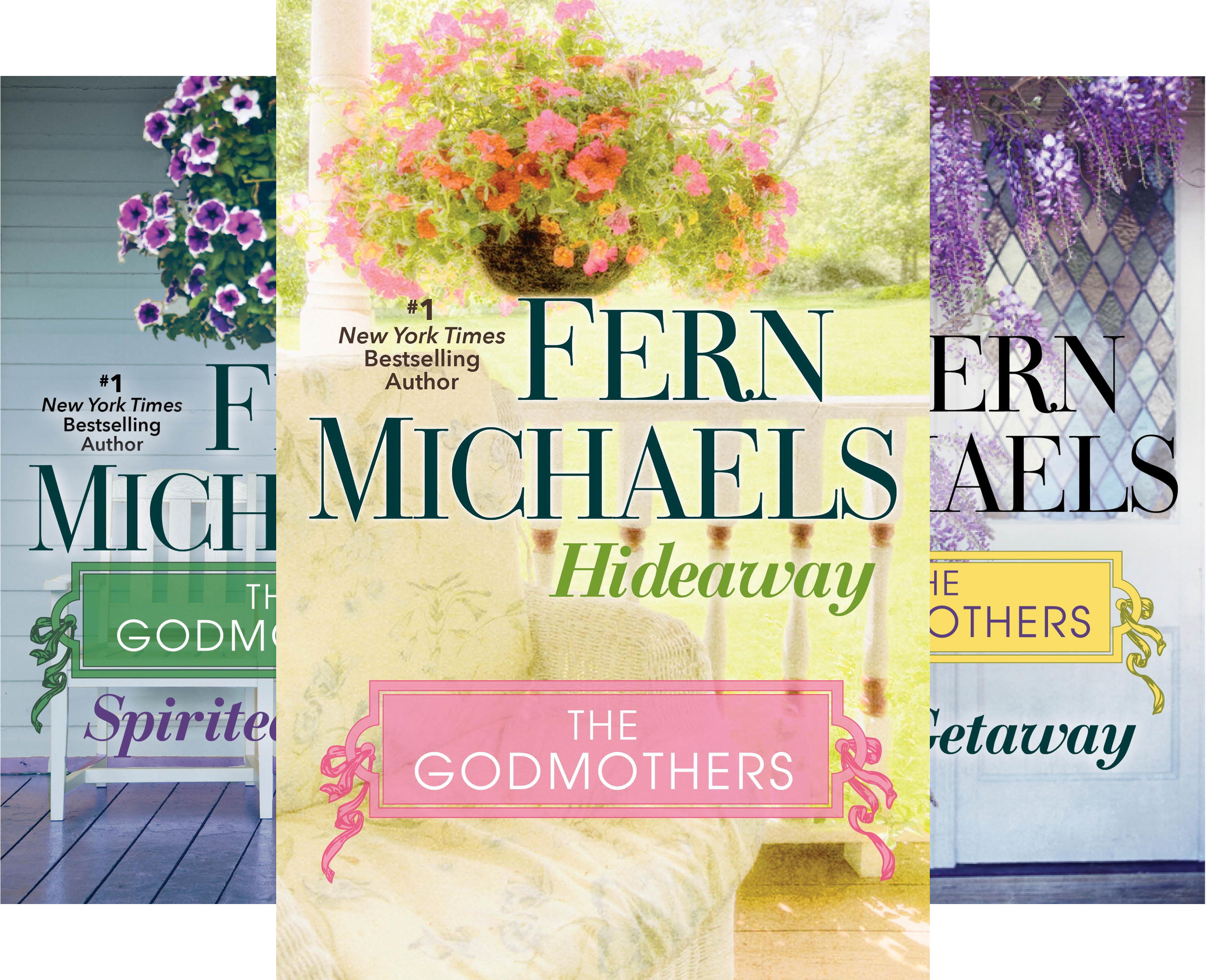 The Godmothers (3 Book Series)