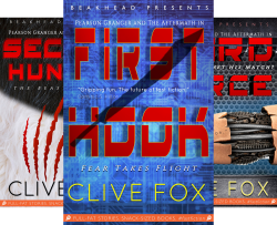 Aftermath Action Adventures (3 Book Series) by  Clive Fox
